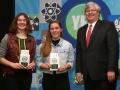 2020-YES-Fair-Amanda-Whalen-and-Sofia-Grossi-Veritas-CC-School